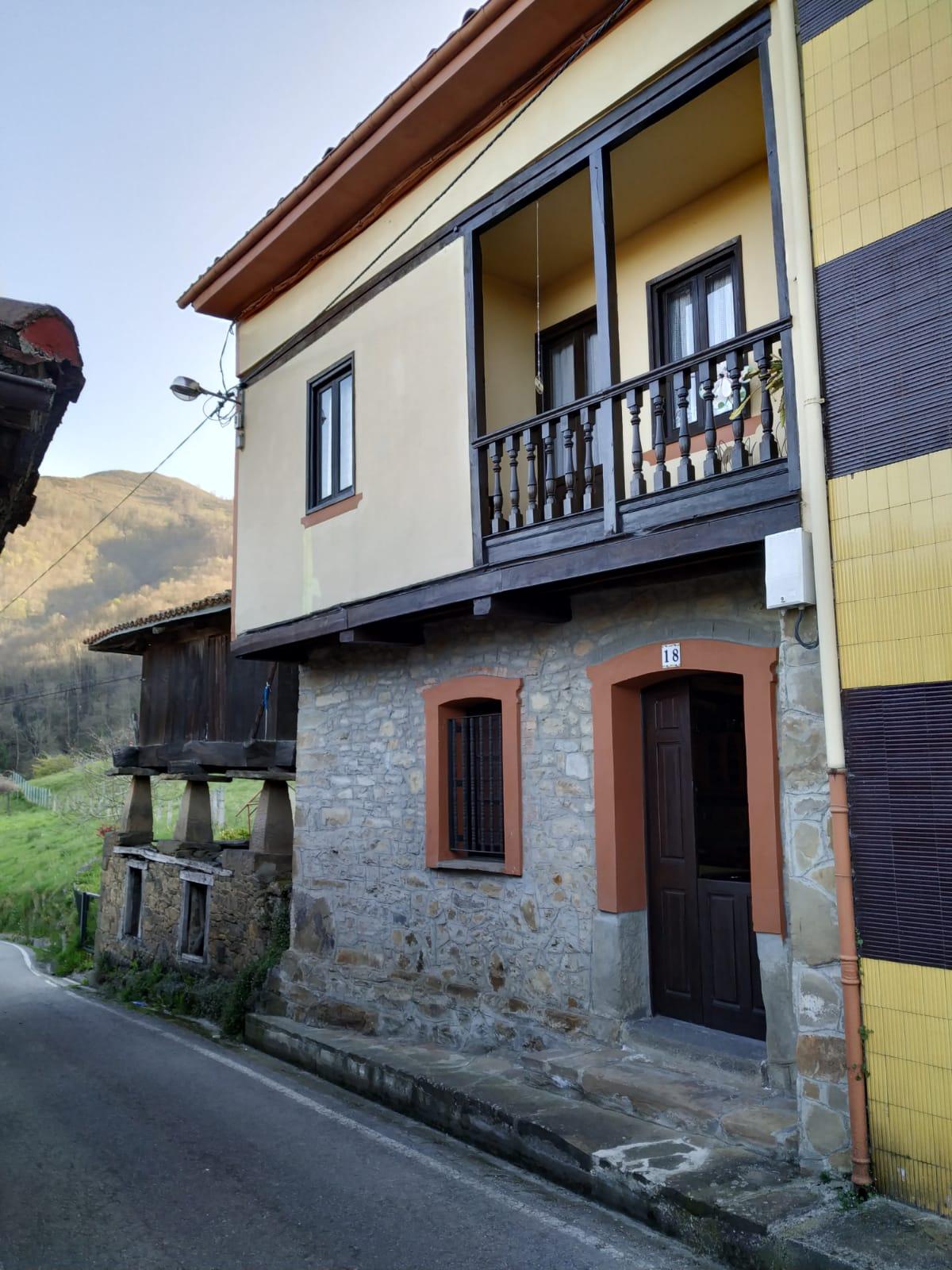 Casa en Blimea – San Mamés